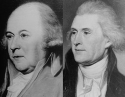 facts about john adams