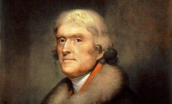 history of thomas jefferson